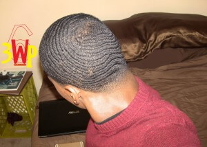 360 Waves on the Back