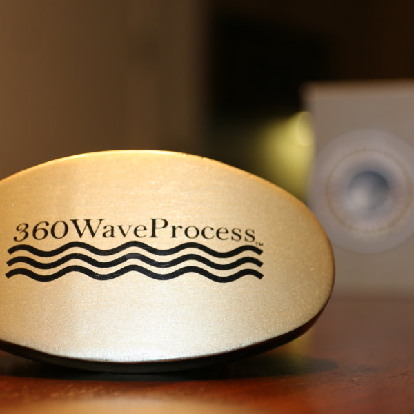 360 wave brush gold edition