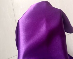 Satin durag cloth