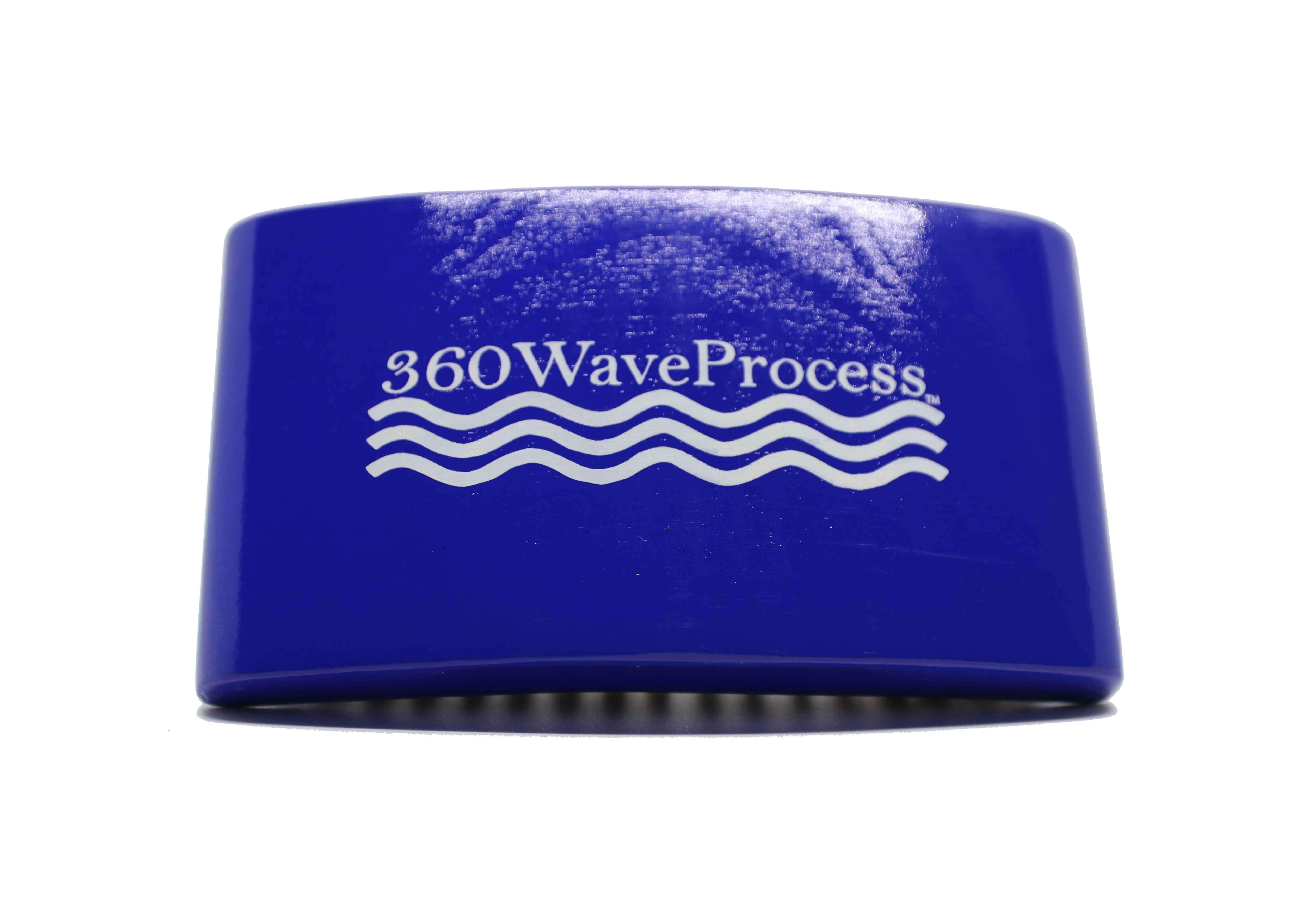 blue 3WP square 360 wave brush