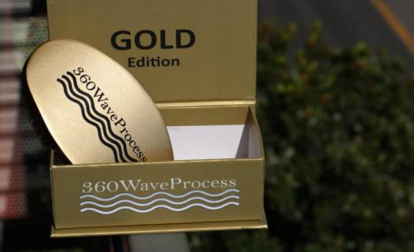 3WP Gold 360 Wave Brush