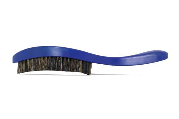 3WP Hard Blue 360 wave brush handle