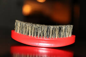 red 360 wave brush