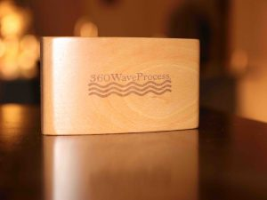 wood grain 3wp wave brush square