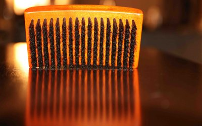 Orange 3WP Wave Brush square