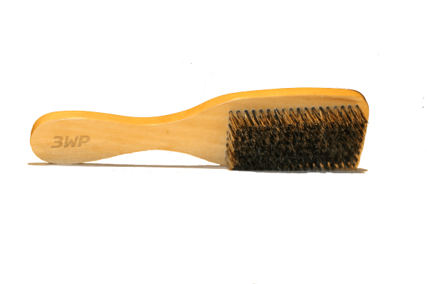 3WP Hard Slim Handle Wave Brush