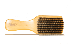 3WP Club Brush Flat Medium Bristles