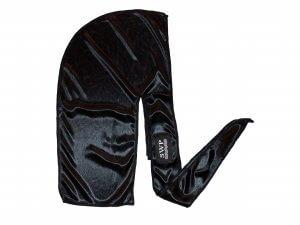 Black Silky Durag