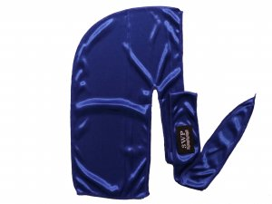 Royal Blue Silky durag