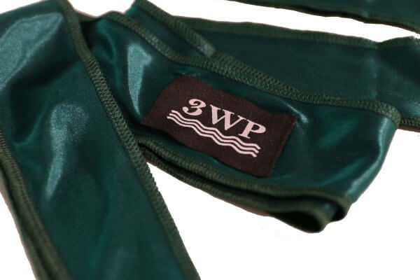 Emarld Green Silky Durag