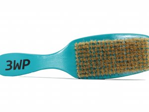 cyan soft 3wp Wave Brush
