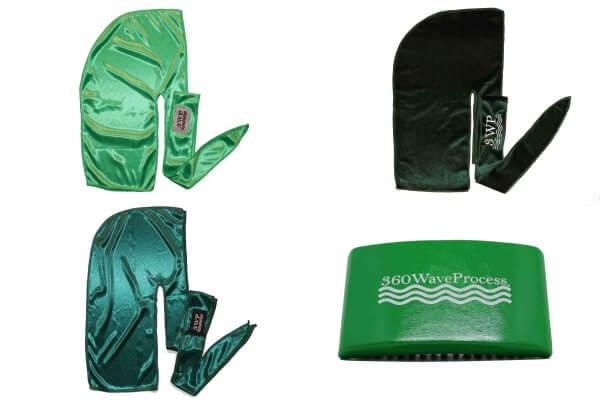 3WP Brush Green combo
