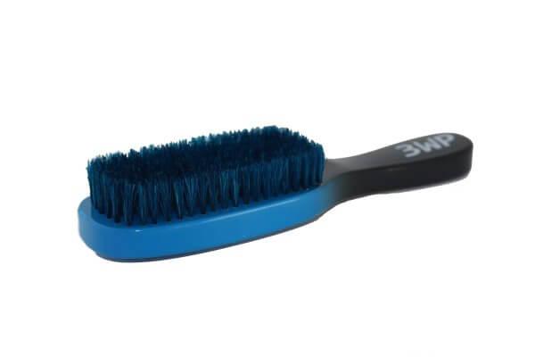 3WP Blue Bristle Two Tone Wave Brush